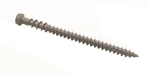 GRAY COMPOSITE DECK SCREWS